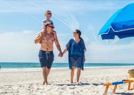 Семья: идеи для летнего отдыха