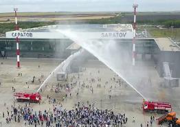 «Аэропорт построили, а сбежать из Саратова всё равно невозможно»