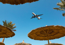 Авиакомпании делят рейсы в Египет