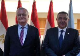 Египет готовят к открытию