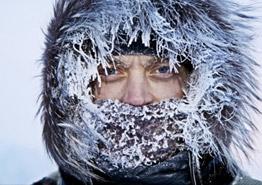 Как на войне или в условиях Северного полюса?