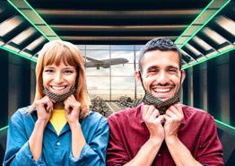 Вакцинированным туристам откроют «зеленые коридоры» в аэропортах?