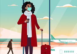 Аэропортов, открытых для полетов туристов за границу, стало больше