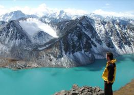 Каракол в Киргизии: курорт для тех, кто любит быть сверху