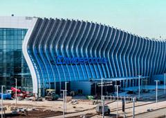 Семь важных фактов о новом терминале аэропорта Симферополь