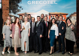 Grecotel собрал друзей