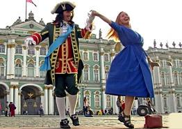В Питере – пить? Городу обещают 400 тысяч туристов со всей России