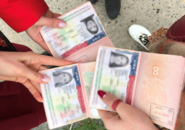 Как я получила американскую визу в Чехии