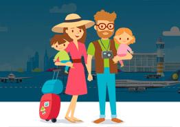 На какие курорты поедут семьи с детьми