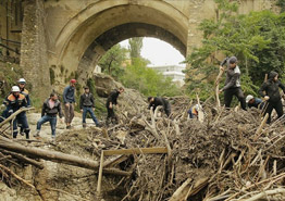 Сели в Дагестане уносят туристов