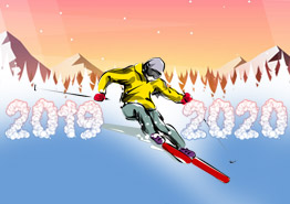 Зима-2019/2020: названы лучшие горнолыжные курорты