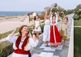 Как турагенты поженились на Крите