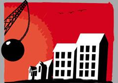 Крымским отелям сносят крышу