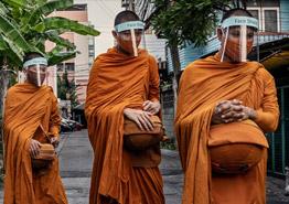 Таиланд: отдых под конвоем?