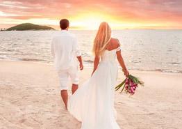Как устроить небанальное свадебное путешествие?