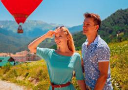 Где отдохнуть летом – 100 идей от Курорта Красная Поляна