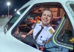 Как в самолете появился лишний пассажир