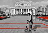 Миллионы туристов в Москве существуют лишь на бумаге